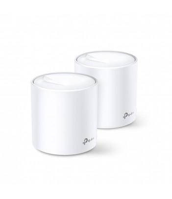 Domowy system Wi-Fi TP-Link Deco X60 (2 szt.)