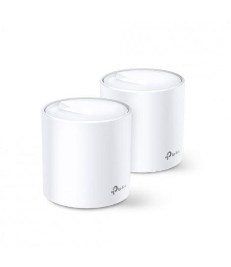 Domowy system Wi-Fi TP-Link Deco X20 (2 szt.)