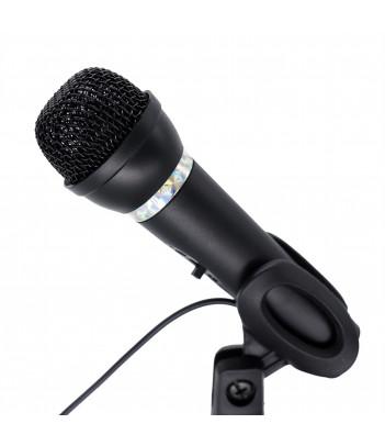 Mikrofon biurkowy z wyłącznikiem Gembird MIC-D-04