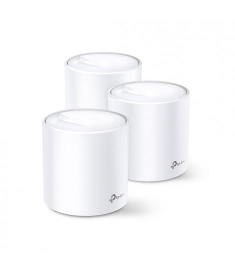 Domowy system Wi-Fi TP-Link Deco X20 (3 szt.)