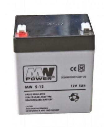 Akumulator żelowy MW Power MW5-12L