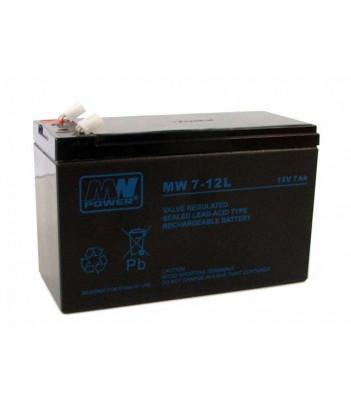 Akumulator żelowy MW Power MW7-12L