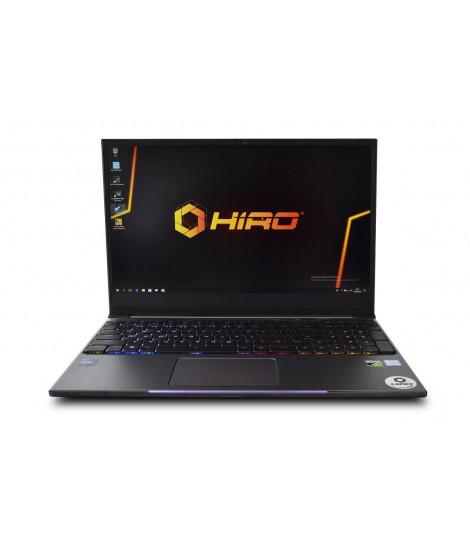 "Laptop do gier HIRO 700 15.6"" 144 Hz - i7-8750H, GTX 1060 6GB, 8GB RAM, 256GB SSD"