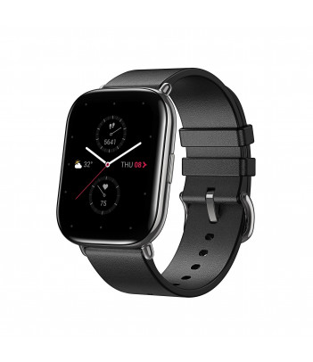 Smartwatch AmazFit Zepp E Square Polar Night Black (czarny)/Outlet
