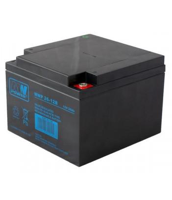 Akumulator żelowy MW Power MWP26-12B Long Life (12-letni)