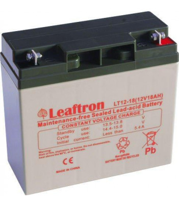 Akumulator żelowy Leaftron LT12-18