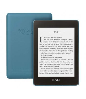 Czytnik e-book Amazon Kindle Paperwhite 4 8GB IPX8, niebieski (z reklamami)