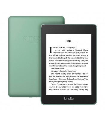 Czytnik e-book Amazon Kindle Paperwhite 4 8GB IPX8, zielony (z reklamami)