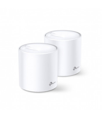 Domowy system Wi-Fi TP-Link Deco X60 (2 szt.)/Outlet