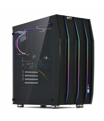 Komputer do gier NTT Game X - i7-10700K, RTX 3060 12GB, 16GB RAM, 480GB SSD, W10