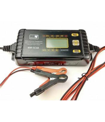 Ładowarka do akumulatorów żelowych MW Power MW-SC6B