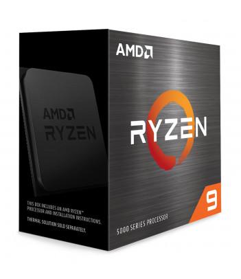 Procesor AMD Ryzen 9 5900X (64M Cache, 3.70 GHz)