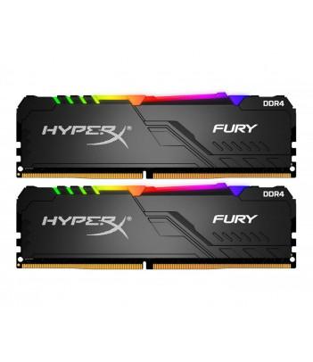 Pamięć RAM HyperX Fury RGB 16GB (2x8GB) DDR4 3733MHz