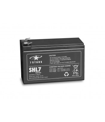Akumulator żelowy Comex 7 Stars SHL7 Long Life (10-letni)