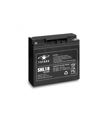 Akumulator żelowy Comex 7 Stars SHL18 Long Life (10-letni)