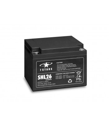 Akumulator żelowy Comex 7 Stars SHL26 Long Life (10-letni)