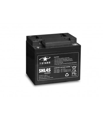 Akumulator żelowy Comex 7 Stars SHL45 Long Life (10-letni)