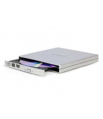 Nagrywarka DVD+/-RW Gembird DVD-USB-02-SV