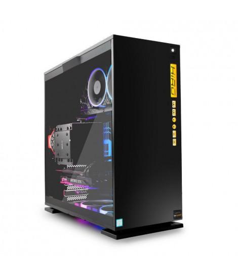 Komputer do gier Hiro 303 - Ryzen 7 5800X, RTX 2060 6GB, 16GB RAM, 512GB SSD, W10