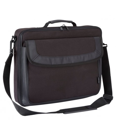"Torba Targus Classic Clamshell do notebooka 15"" - 15.6"" (czarna)"
