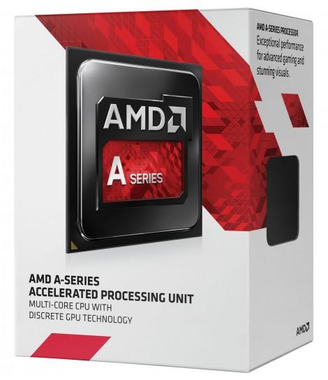 Procesor AMD APU A8-7600 (4M Cache, 3.10 GHz)