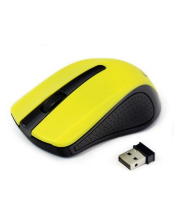 Mysz Gembird MUSW-101-Y (żółta)