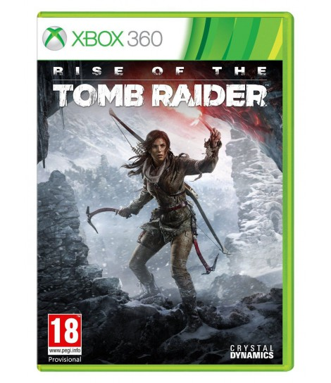 Gra Xbox 360 Rise of the Tomb Rider