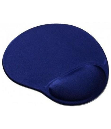 Żelowa podkładka pod mysz Gembird MP-GEL/40 (niebieska)