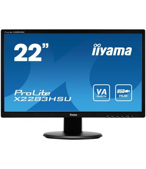 """iiyama 21.5"""" VA X2283HSU-B1DP"""