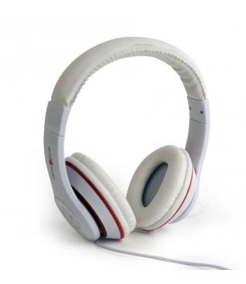 """Słuchawki Gembird """"Los Angeles"""" MHS-LAX-W (białe)"""