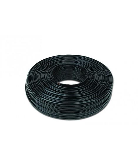 Kabel telefoniczny Gembird 100M (czarny)