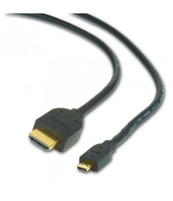 Kabel HDMI-micro HDMI High Speed Gembird CC-HDMID-6 (1,8 m)