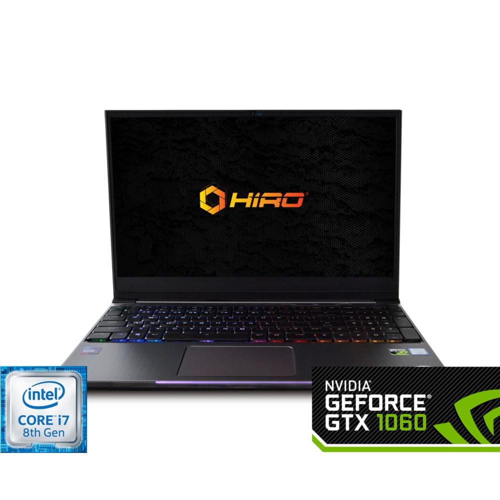 HIRO 700 (i7-8750H + 1060 6GB)