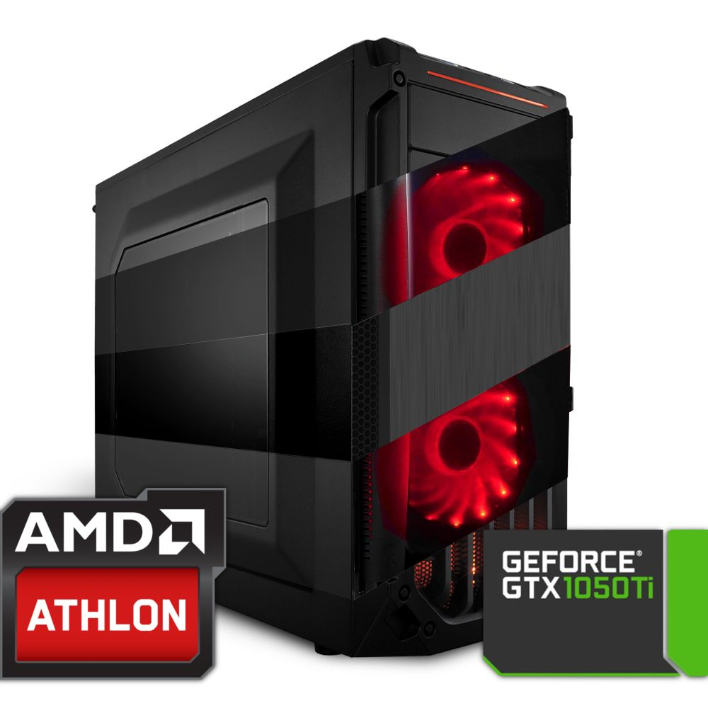 Komputer NTT Game AMD Athlon 200 + GTX 1050Ti