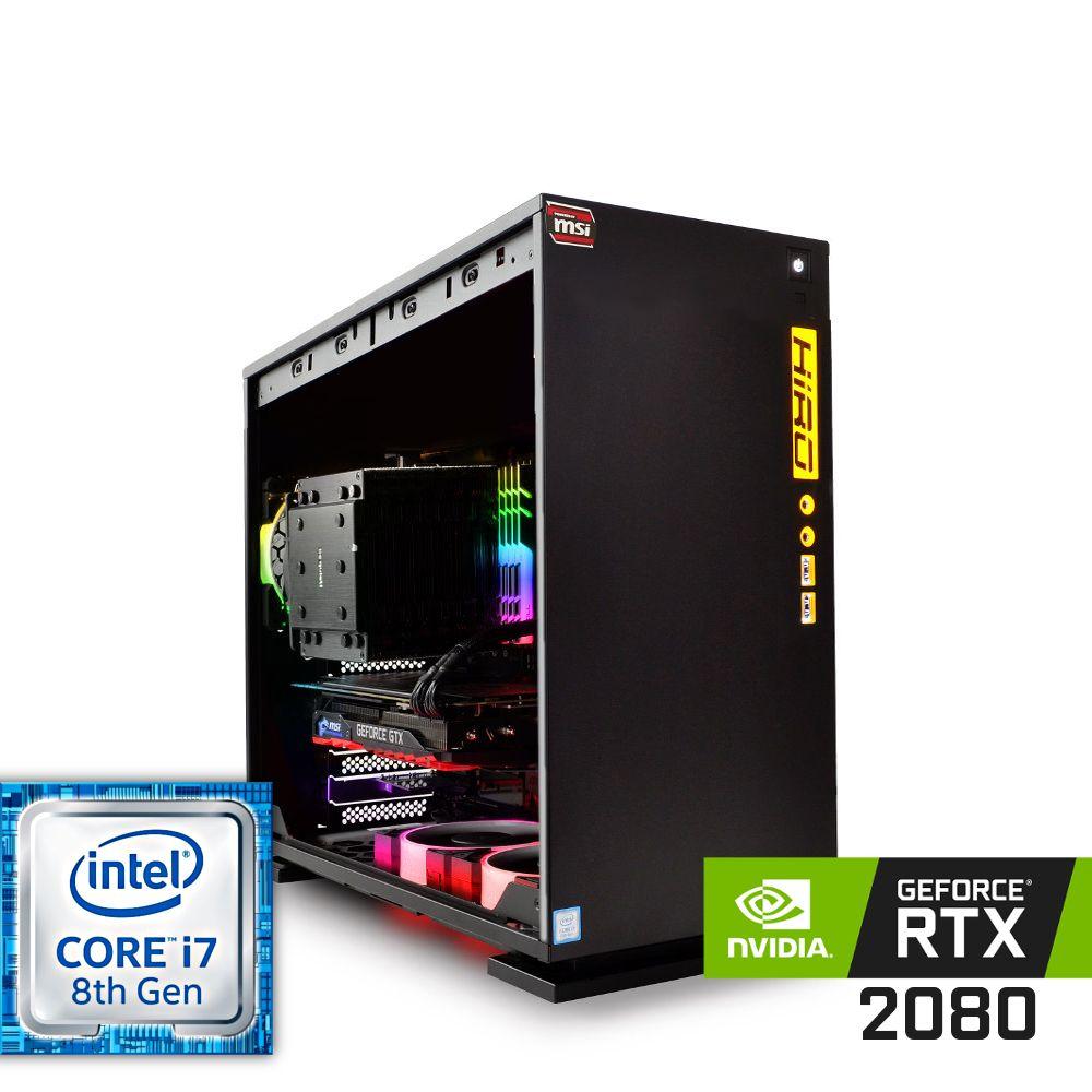 Komputer HIRO 301 i7-8700 + 2080