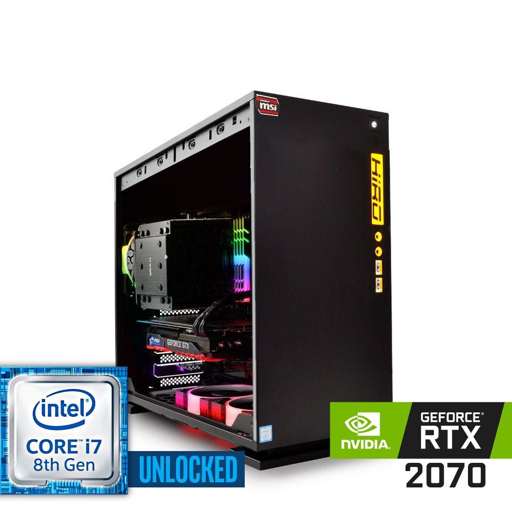 Komputer HIRO 301 i7-8700K + 2070