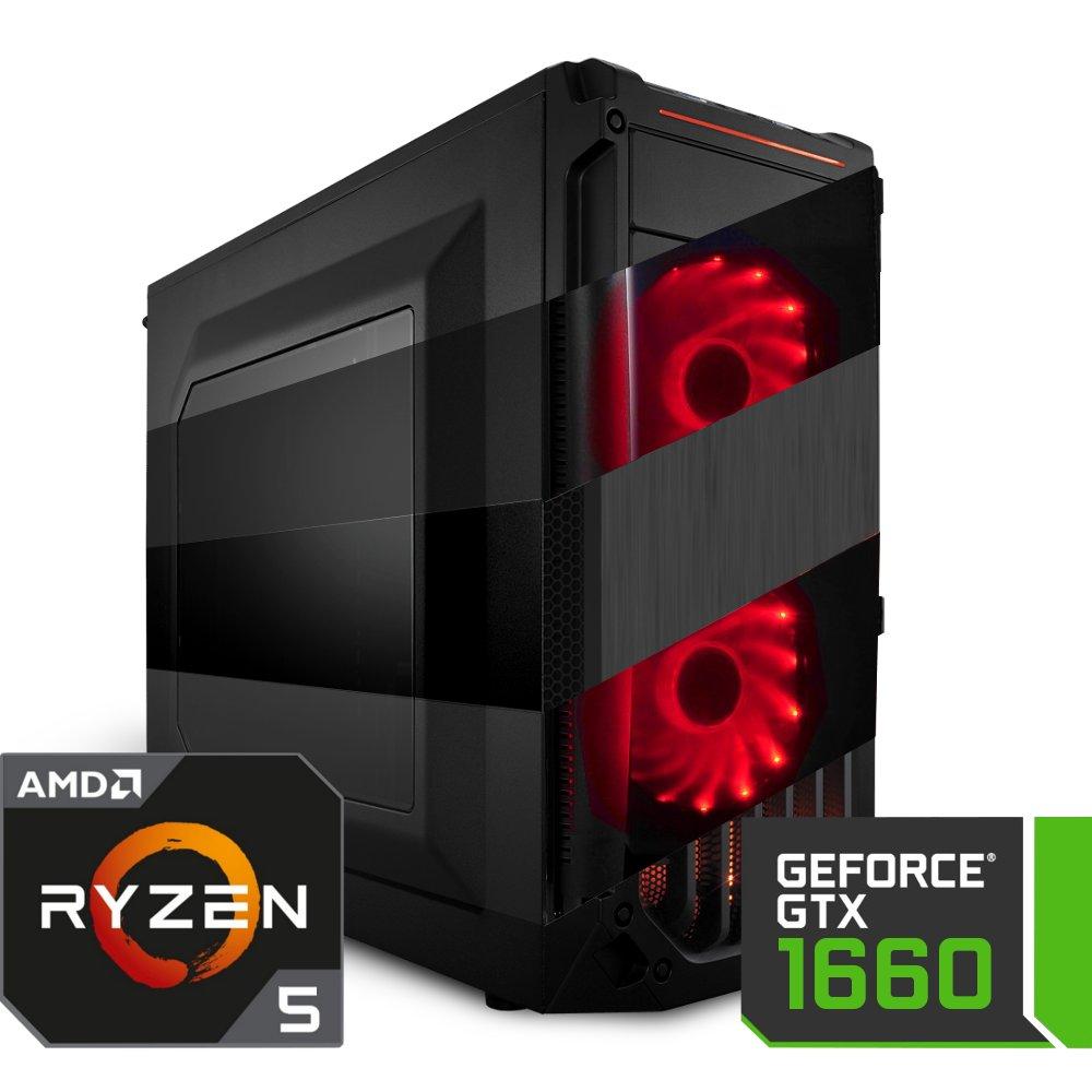 Komputer NTT Game AMD Ryzen 5 2600 + GTX 1660