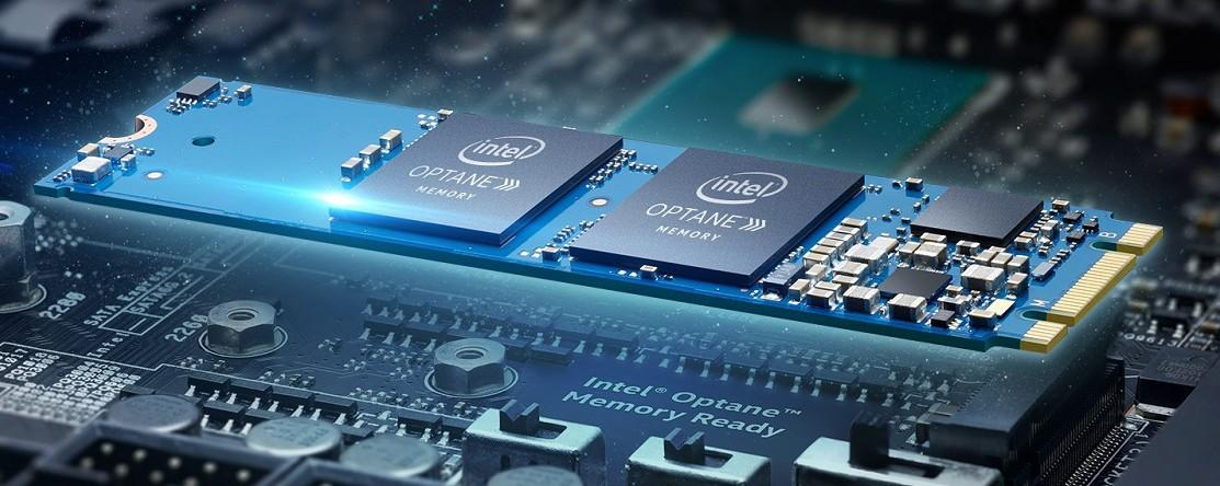 Pamięć Intel Optane - większa wydajność komputera