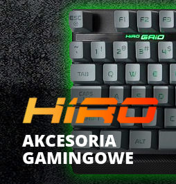 Akcesoria gamingowe HIRO
